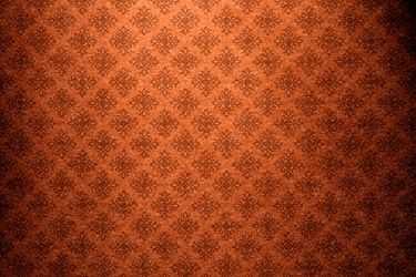Brown Vintage Damask Background #ornament #drapery #silk #curtains #illustration #flower #abstract #outline #organic #leaf #old #vector #tiled #renaissance #leafs #vintage #symbol #victorian #brown #flourishes #fabric #pattern #revival #antique #royal