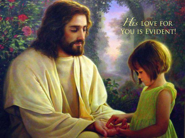 God Loves His Little Children