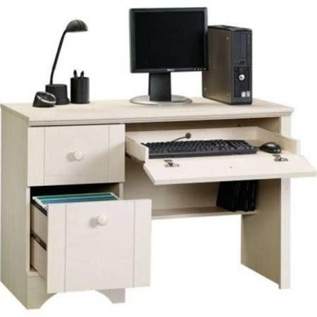 desks for college dorms and teen rooms sauder harbor view computer desk