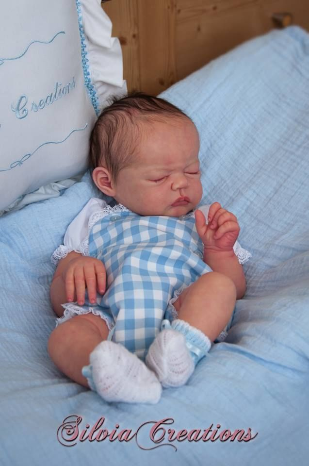 Monroe by Sandy Faber - Pre-Order - Online Store - City of Reborn Angels Supplier of Reborn Doll Kits and Supplies