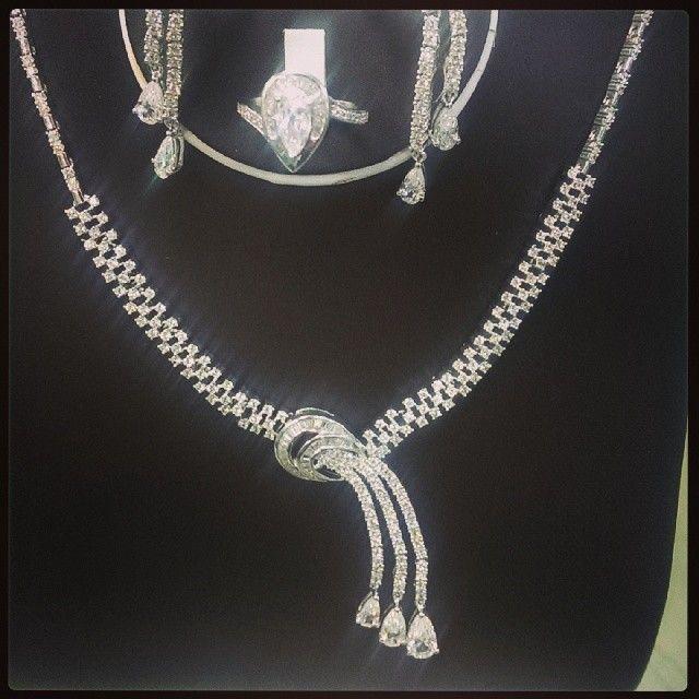 اطقم فضه موديلات الالماس ايطالي عيار925 Silver Silver Models Diamond Yemen Sana A Ring Bracelets فضيات اليمن Diamond Necklace Necklace Pearl Necklace
