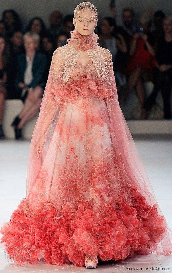 STYLING Fashion Art :: Alexander McQueen
