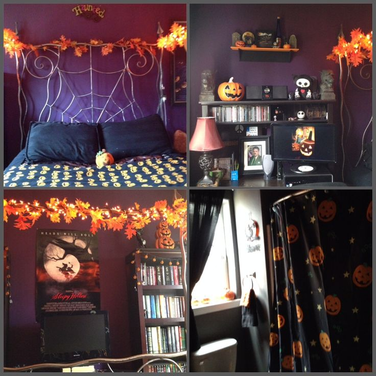 34 Halloween Home Decore Ideas: 1000+ Ideas About Horror Decor On Pinterest