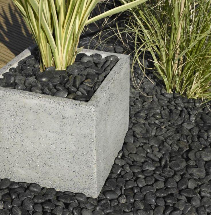 105 Best Black Polished Pebbles Images On Pinterest 400 x 300
