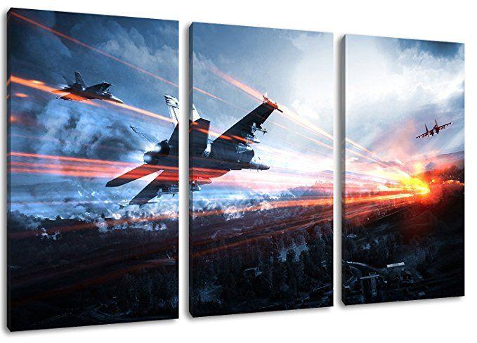 Spaceship Bilder Bild Raumschiff auf Leinwand Wandbild Poster