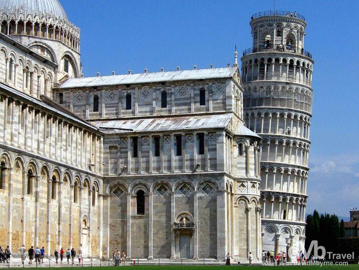Pisa, Italy | dMb Travel - Travel with davidMbyrne.com