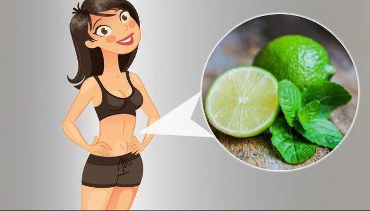 Limão ajuda a destruir a gordura abdominal e afinar a cintura