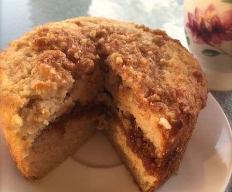 Recipe Apple, Walnut & Cinnamon Tea Cake by KrissyB - Recipe of category Baking - sweet