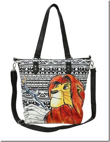 Disney Discovery- Lion King Bag