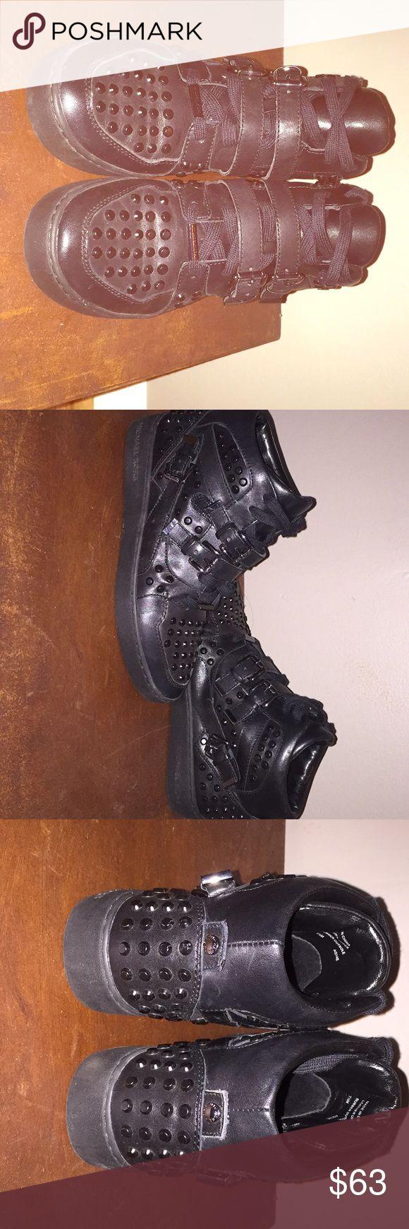 Michael Kors Black Sneakers Black Michael Kors Sneakers Size:7 1/2 MICHAEL Michael Kors Shoes Sneakers