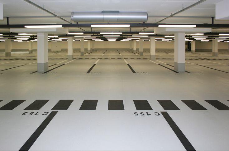 Nattlerarchitekten: Underground parking in Essen