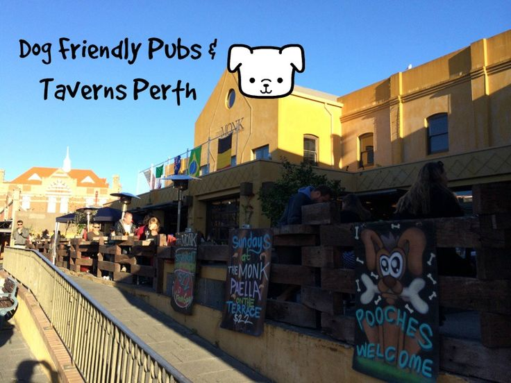Find a list of pubs, taverns and bars that have been confirmed or recommended as dog friendly in Perth & WA
