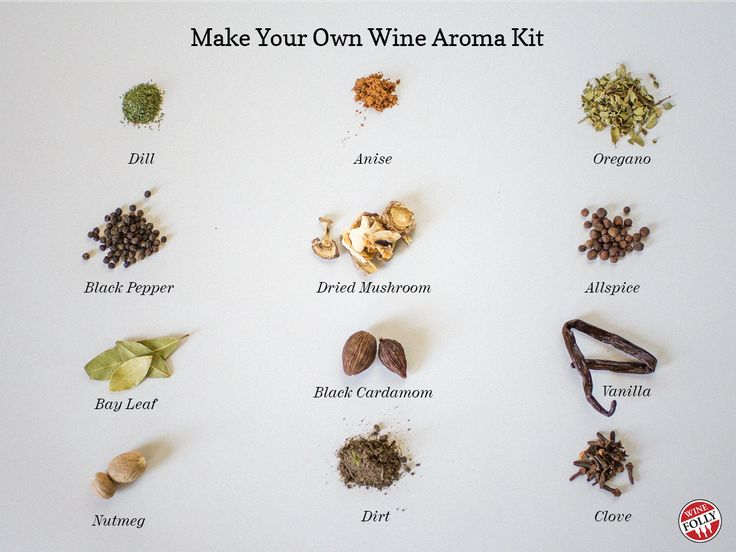 How to Make Your Own Wine Aroma Kit for $30 | Wine Aroma Kit with Household Spices
