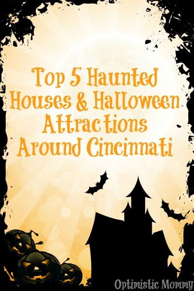 top 5 haunted houseshalloween attractions around cincinnati - Halloween Attractions In Alabama