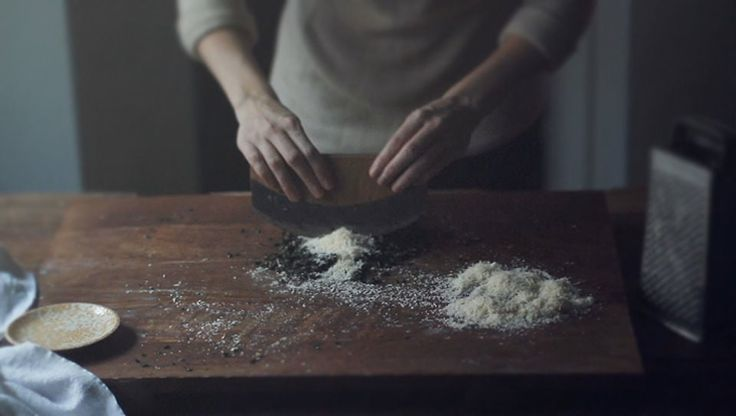 Kinfolk Recipe: Classic Pesto