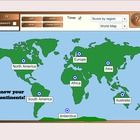This interactive Smart Board lesson engages students in naming the Continents and Oceans through a speed game with points and timers....