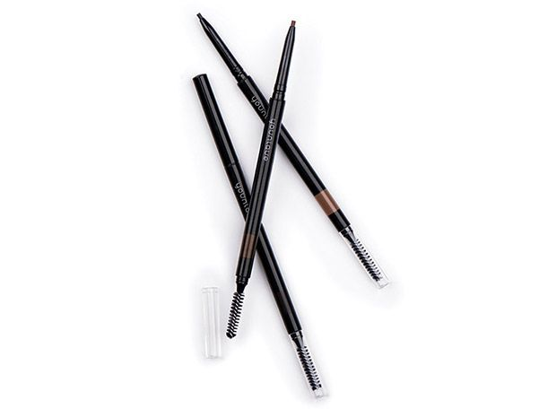 Click here to see Younique's Moodstruck Precision Brow Liner. Define and shape your brows with rich, smudge-proof, long-wearing color. Fill in any gaps with this fine-tipped pencil that mimics the appearance of tiny hairs. $19.00 http://www.empoweredbymakeup.com/products/view/US-22103-00#.V6DQOPkrKUl