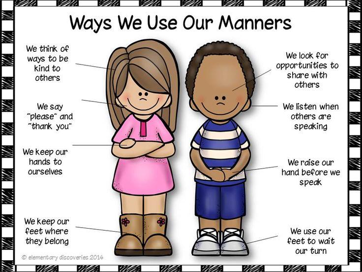 Best 25 Manners ideas on Pinterest Teaching kids  : dd26c40a5a03359302dfffc7ebae2ed8 manners activities manners preschool from www.pinterest.com size 736 x 552 jpeg 81kB