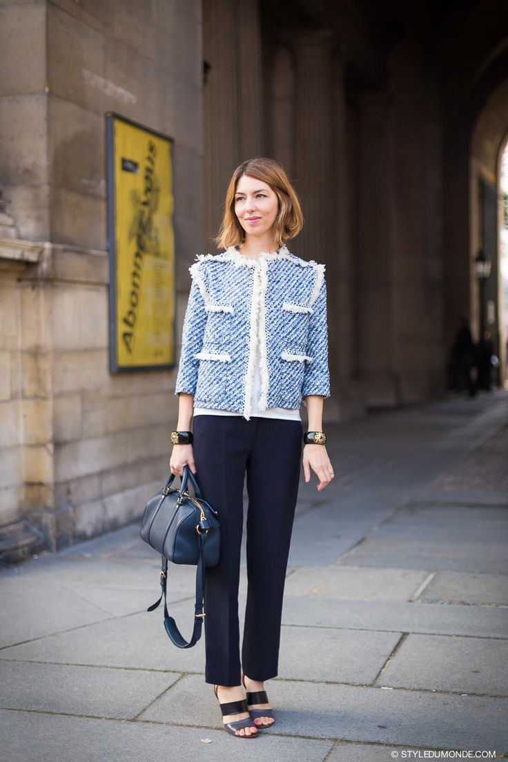 #SofiaCoppola rockin Chanel. pay that. Paris.