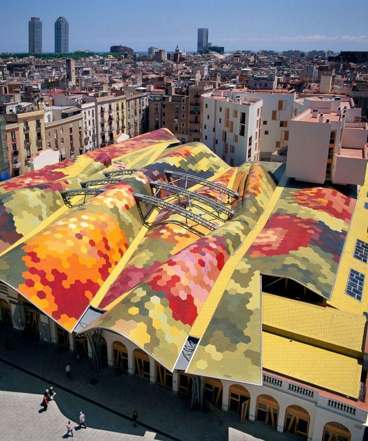 St. Catalina Market, Barcelona