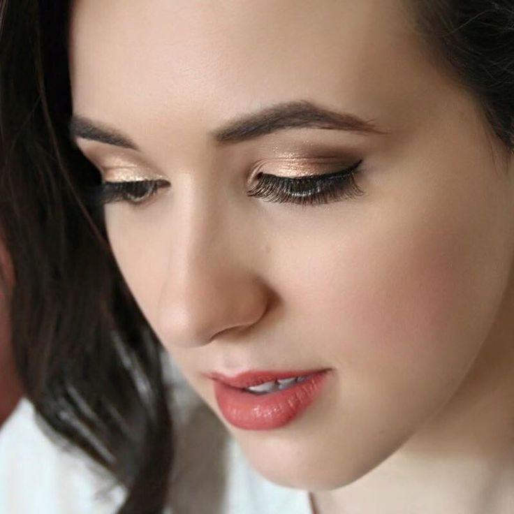 wedding makeup, bridal