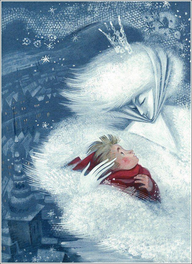 снежная королева уносит кая картинка ближе карнавал