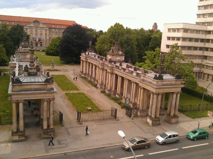 Heinrich-von-Kleist-Park in Berlin, Berlin