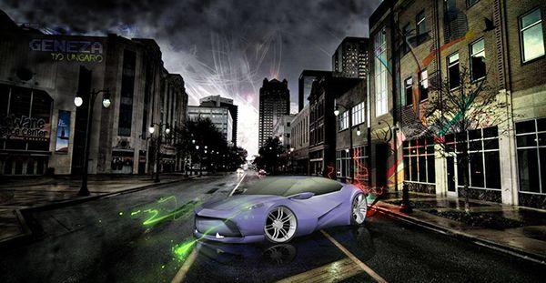Geneza - Car Body Design on Behance
