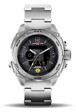Geiger Counter Radiation Detector Watch | RAD | MTM Special Ops Watch