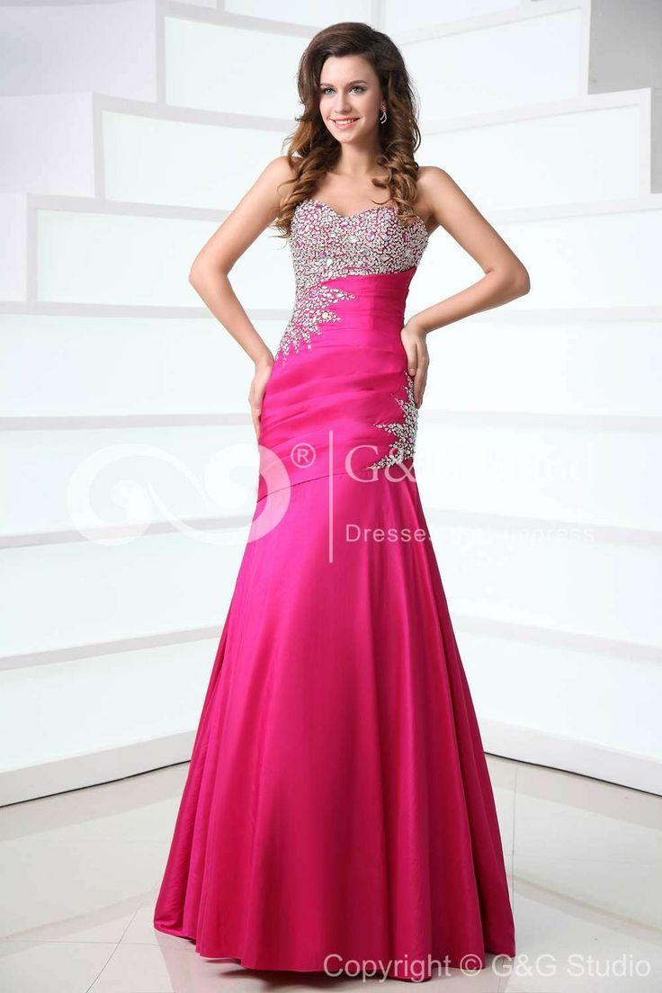 Mejores 109 imágenes de Vestidos elegantes en Pinterest | Vestidos ...
