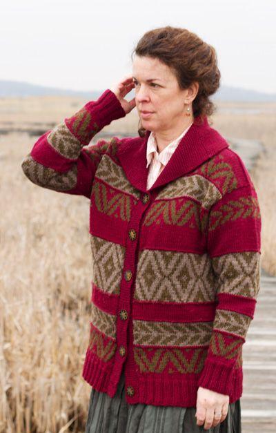 611 best Fair Isle /colorwork knitting images on Pinterest | Ideas ...