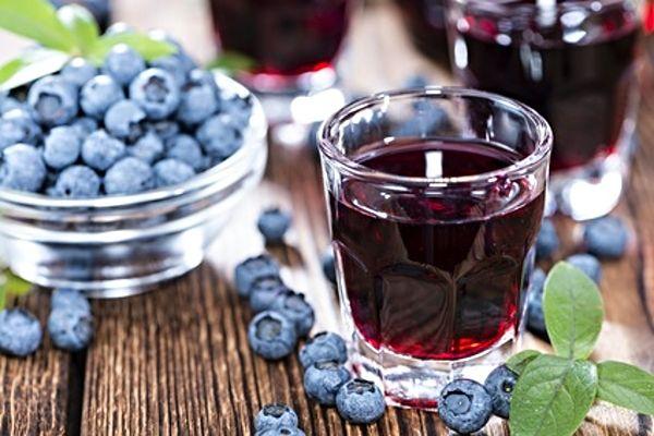 Borůvkový likér