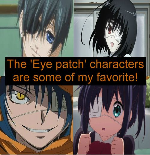 Anime Characters With 3 Eyes : Images about otaku confessions on pinterest soul