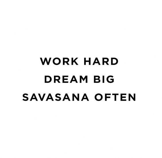 Savasana often ️ | Yoga quotes funny, Yoga funny, Yoga quotes