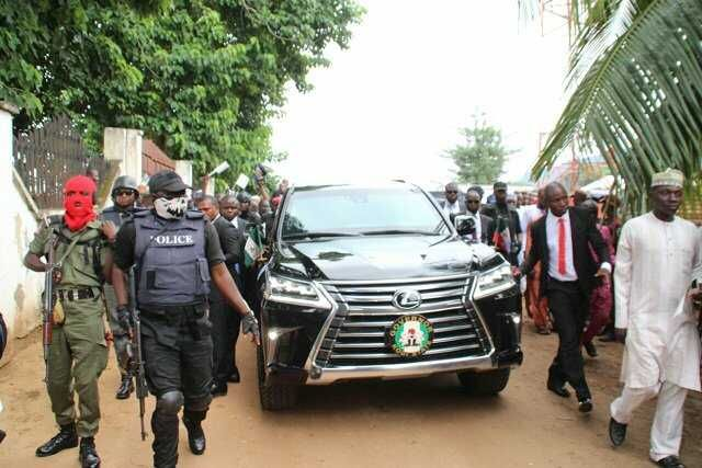 Review Of Armored Lexus LX 570: Official Car Of Kogi State Governor (Photos) http://ift.tt/2lIfpFR