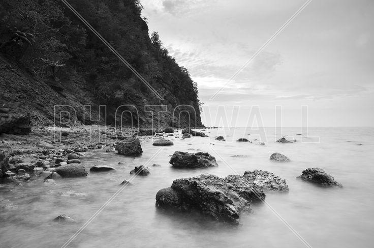Rocks in Tibanban Island in Mono - Fototapeter & Tapeter - Photowall