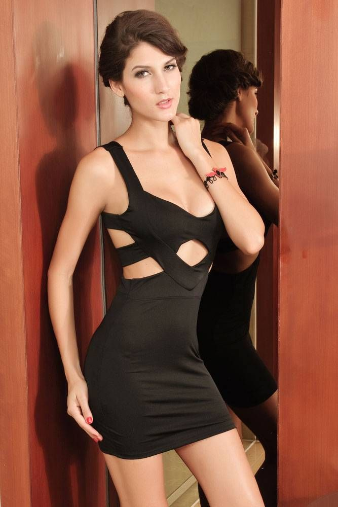 8 best Awesome Black Party Dresses For Women images on Pinterest ...