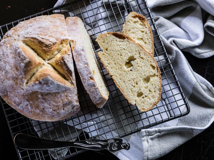 Рецепт - Классический содовый хлеб