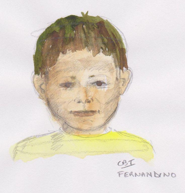 Little chap called Fernandino, Mexico.