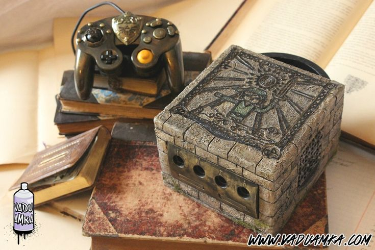 GameCube the Legend of Zelda Wind Waker Mod