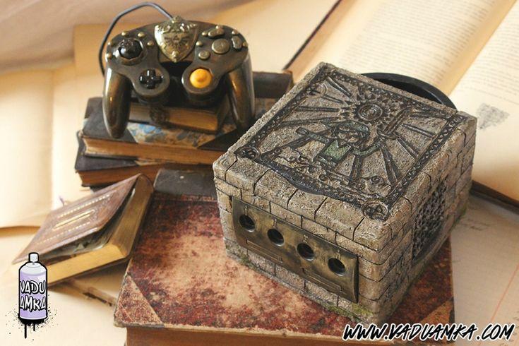 GameCube the Legend of Zelda Wind Waker Mod