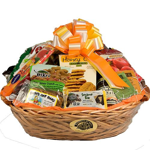 68 best gift baskets ideas images on pinterest gift basket ideas healthy food gift baskets negle Images