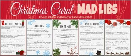 Christmas Carol Printable: 1000+ Images About Holiday Party Ideas And Tips On