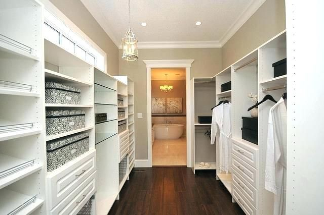 Bathroom With Walk In Closet Designs Walk Through Closet Into Bathroom Walk Through Closet Into Ba Walk In Closet Design Bathroom Closet Designs Closet Designs