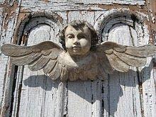 <3: Doors, Angel Wings, Wood Carving, Guardian Angels