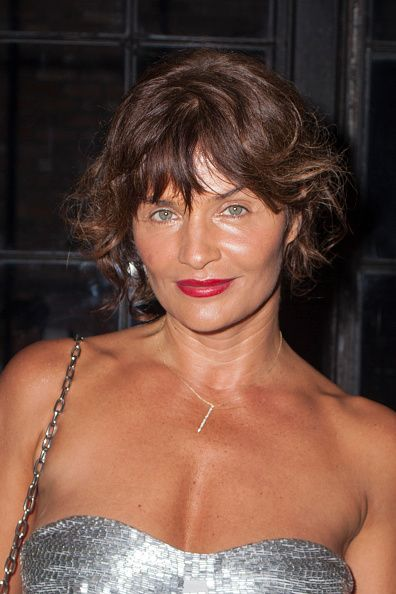 Helena Christensen attends the 3rd Annual Turtle Ball at The Bowery Hotel on September 28 2015 in New York City