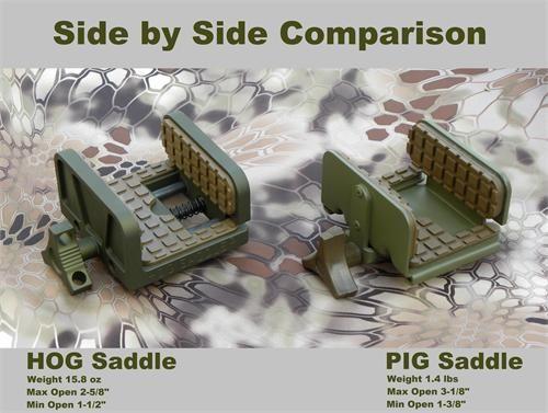 США Тактические Поставка - HOG и PIG Седла и наборы