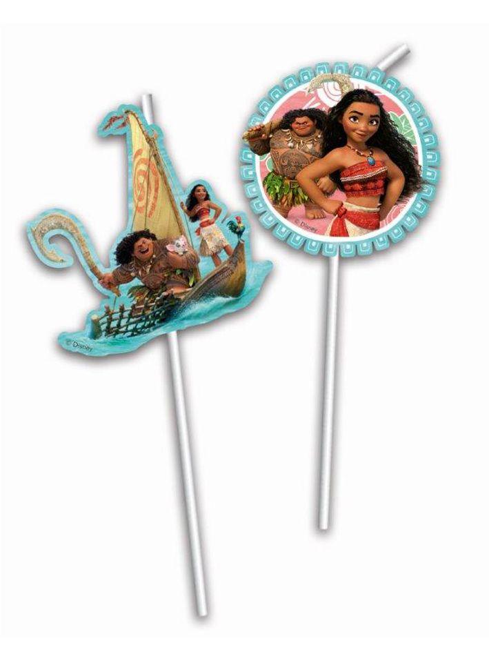 6 cannucce per compleanno Oceania™ su VegaooParty, negozio di articoli per feste. Scopri il maggior catalogo di addobbi e decorazioni per feste del web,  sempre al miglior prezzo!