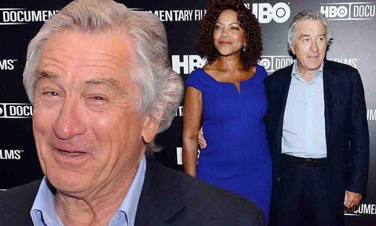 Robert De Niro's wife Grace Hightower shines at premiere in New York