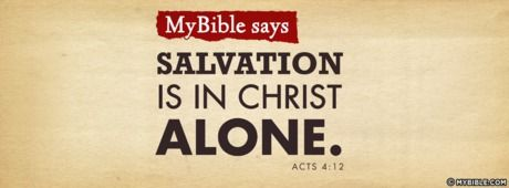 Acts 4:12 NKJV - MyBible Says Acts 4:12 - Facebook Cover Photo